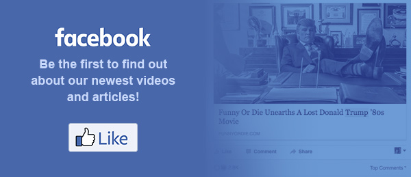 Facebook - Be the first to find out about our newest videos and articles!